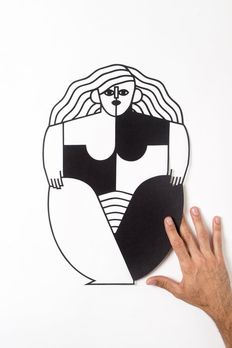 Image of PAPERCUT COME TO MAMA
