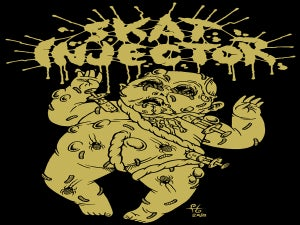 Image of Skat Injector 'Let's Do Heroin' Shirts