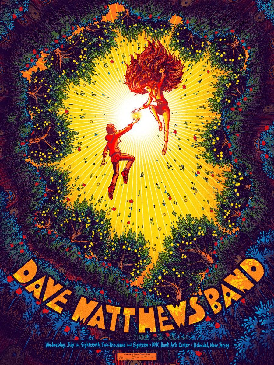 Image of Dave Matthews Band - Holmdel, NJ 2018