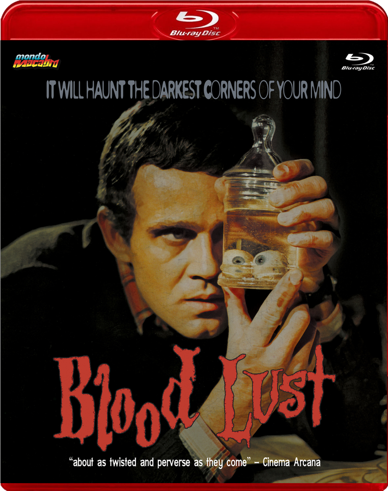 Image of BLOOD LUST - Limited Red Case Edition