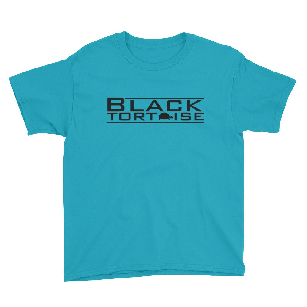 """Image of Youth Tortoise """"Black Logo"""" Tee (Assorted Colors)"""