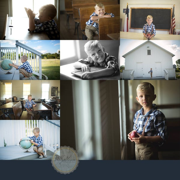 Image of Back to School Mini Session