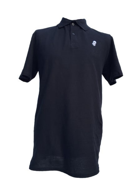 Image of Dwayne Polo Shirt - Black