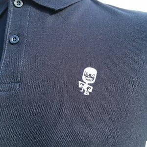 Image of Dwayne Polo Shirt - Black