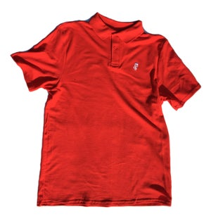 Image of Dwayne Polo Shirt - Red