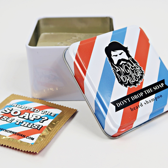 Image of DDTS Beard Shampoo Bar w/Box