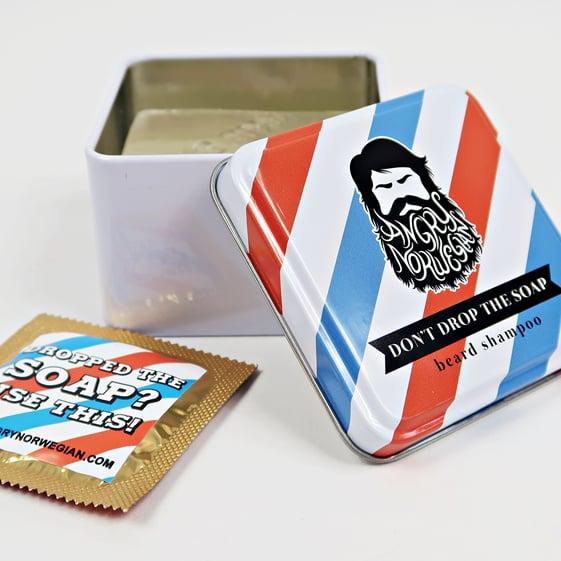Image of DDTS Beard Shampoo Bar w/Box