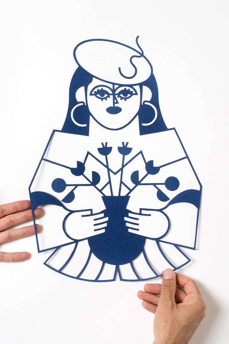 Image of PAPERCUT AVANGARDE