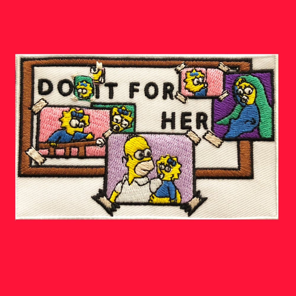 Image of Do It Patch (Minor imperfection)
