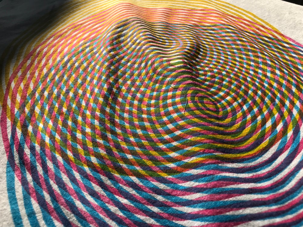 3 Color Pattern Shirt #1