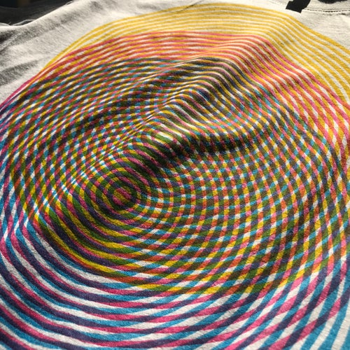 Image of 3 Color Pattern Shirt #1