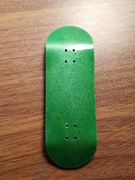 Image of 33mm Green Blank