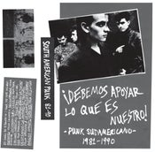 Image of SOUTH AMERICAN PUNK/POST-PUNK Mix Tape 1981-1990