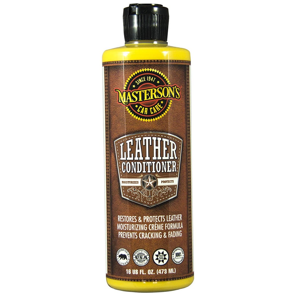 Image of Leather Conditioner   Dry-To-The-Touch