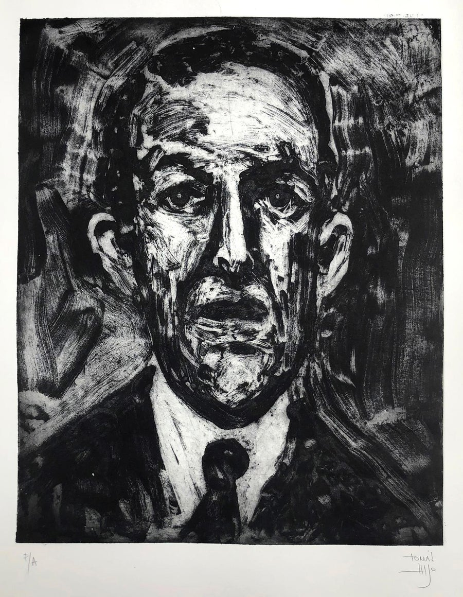 Image of H. P. Lovecraft