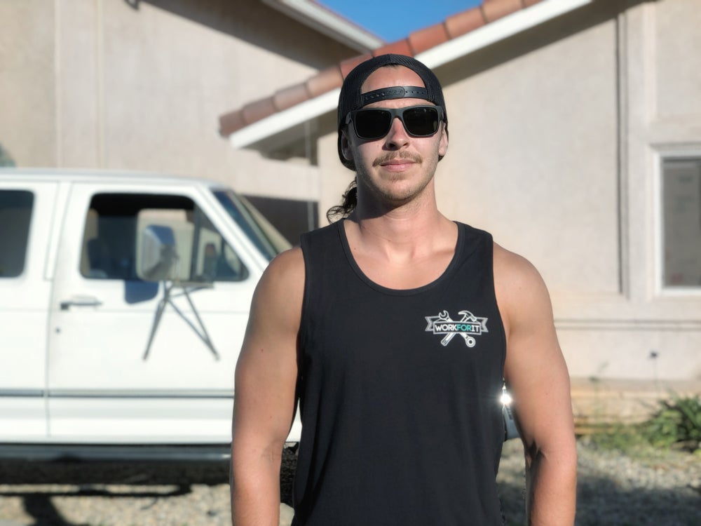 Image of Banner Tank Top