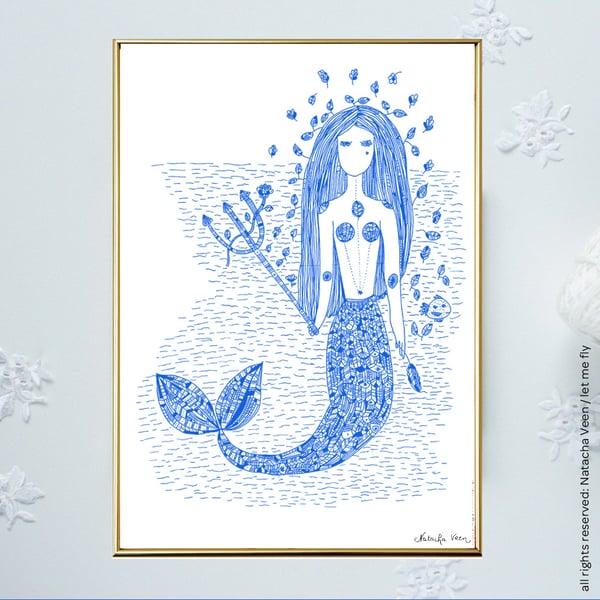 Image of *Mermaid*_A4