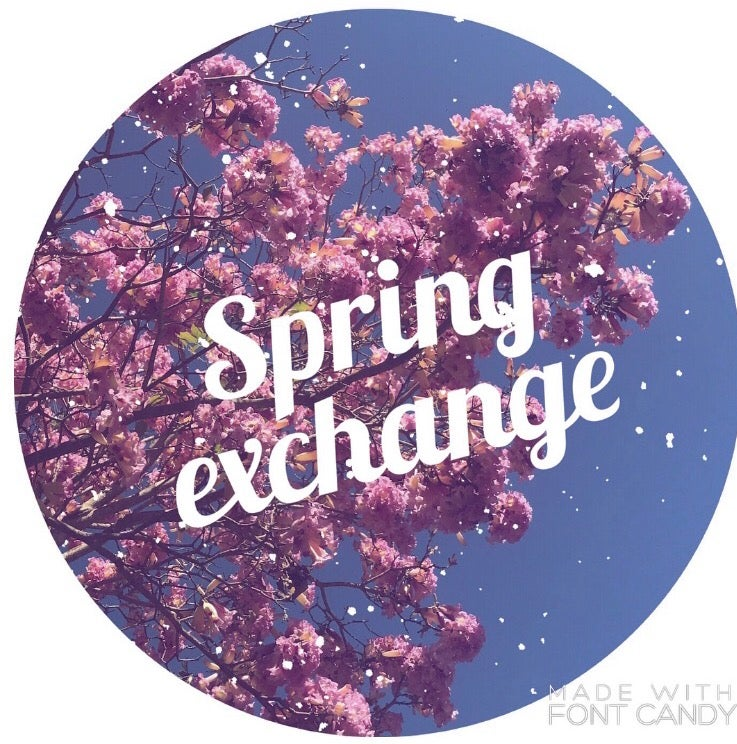 Image of Spring nature exchange
