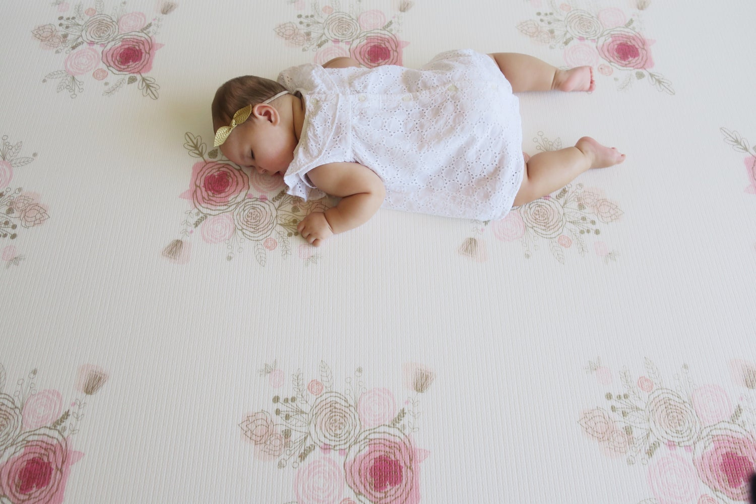 Image of Blooms Couture Play Mat