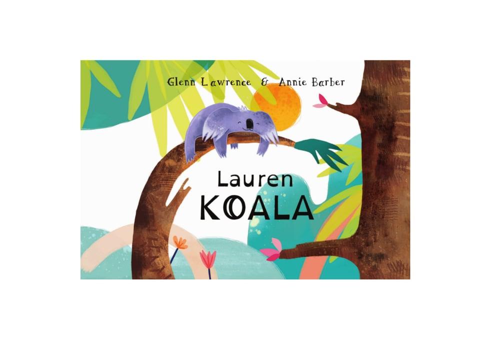 Image of Lauren Koala