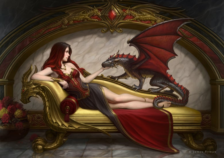 Image of Dragon Companion A4