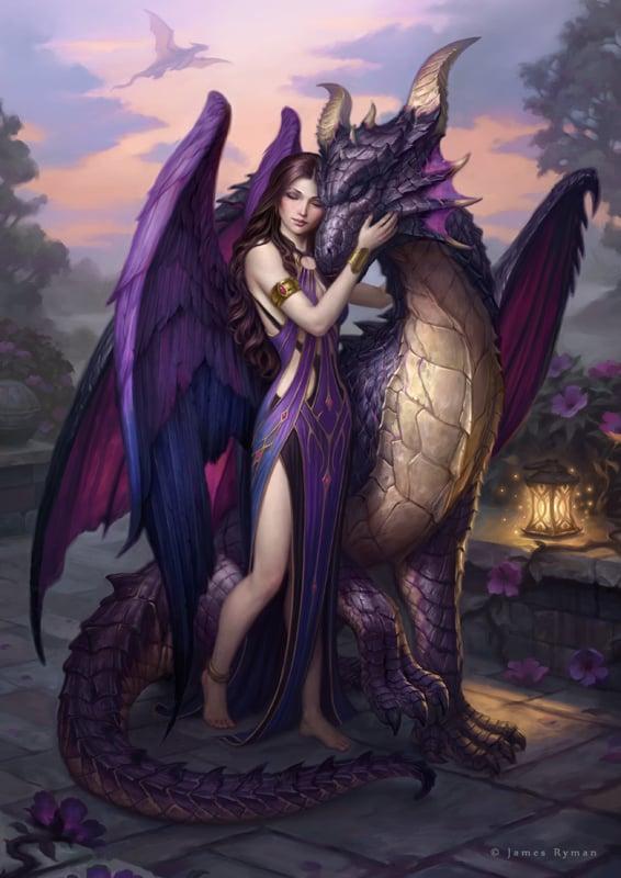 Image of Dragon Sanctuary A4