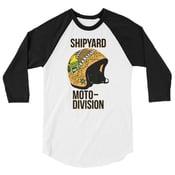 Image of Shipyard MOTO DIVISION 3/4 Tee