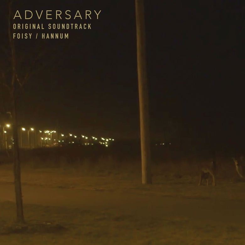 "Image of FOISY / HANNUM ""Adversary"" (OST) C-28"