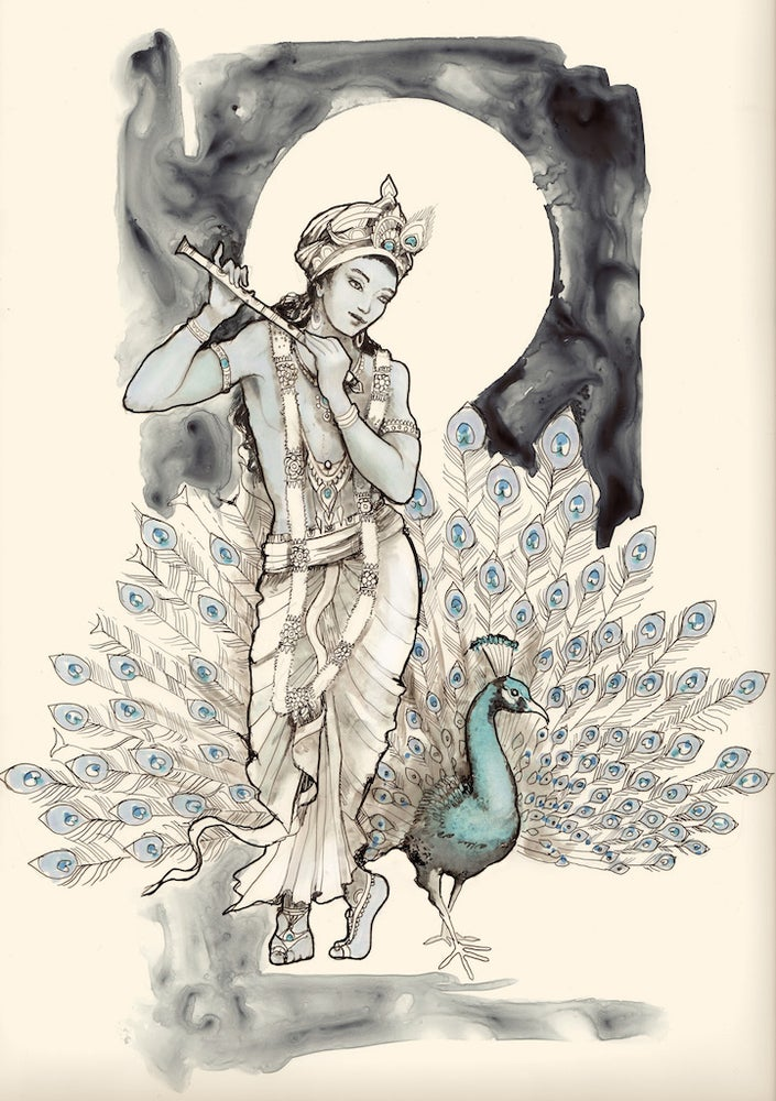 Image of Krishna