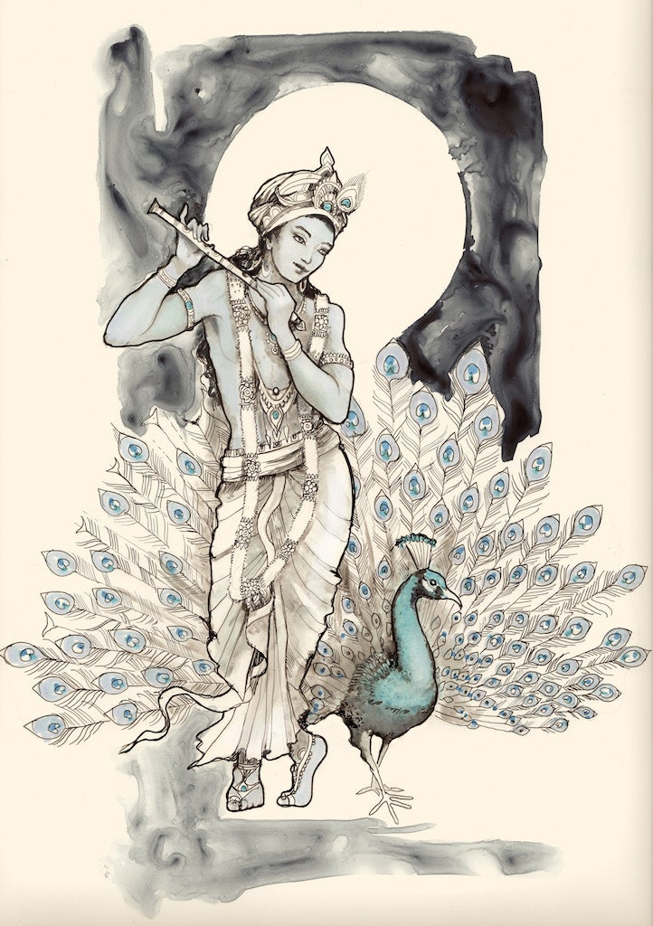 Image of Krishna