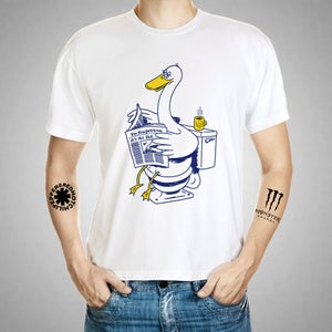Image of News Goose Shirt