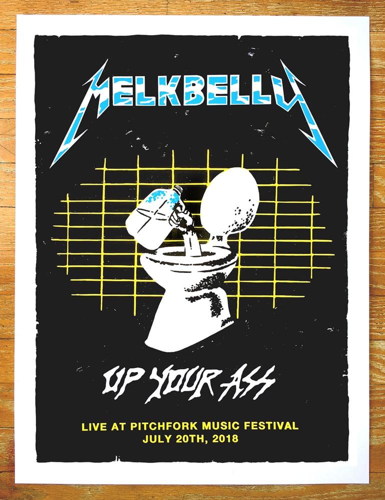 Image of Melkbelly Pitchfork