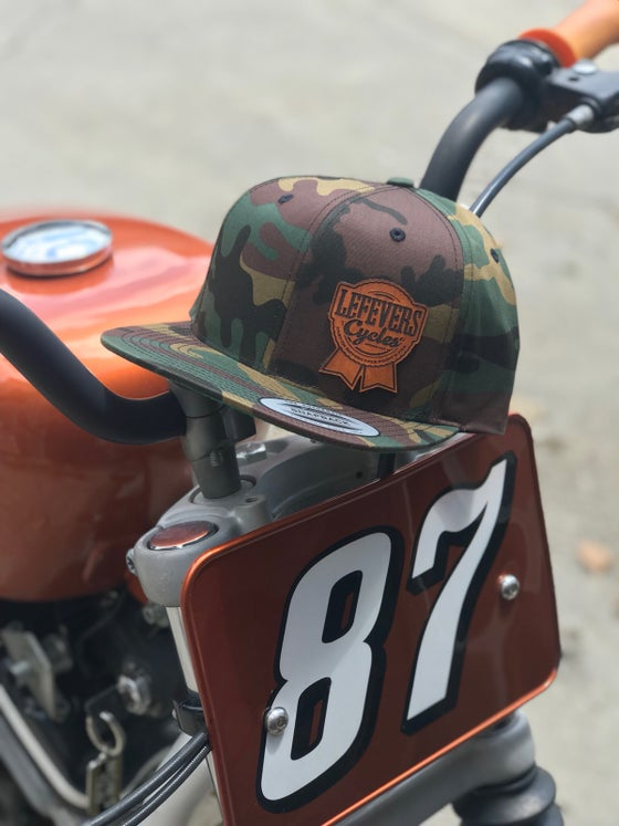 Image of Camo Patch SnapBack