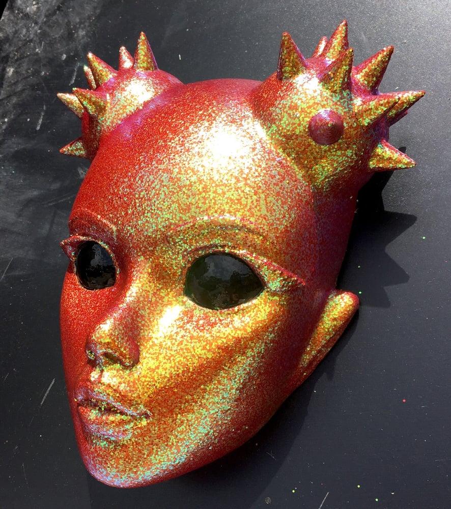 """Image of Colin Christian """"Firecracker 2"""" Sculpture"""