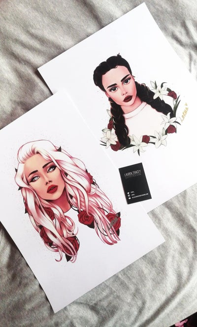 Image of Buy Bundle of two A3 Prints for €30