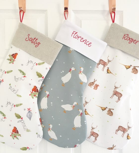 Image of Christmas Stockings