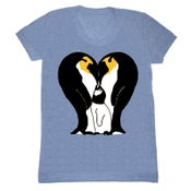 Image of Penguin Family Tee - Womens SM-XXL