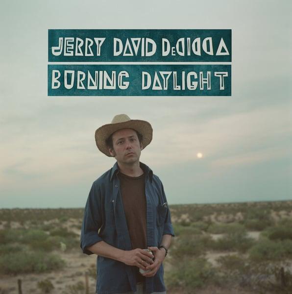 """Image of Jerry David Decicca- """"Burning Daylight"""""""