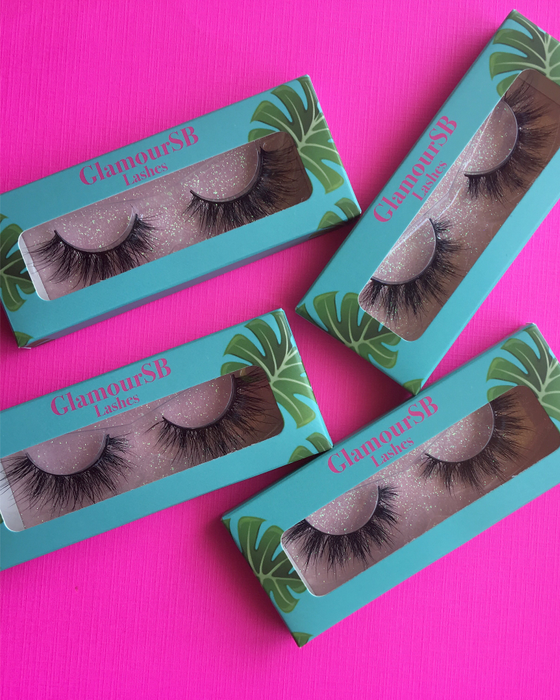 Image of NEW TROPICAL COLLECTION 3D MINK LASHES