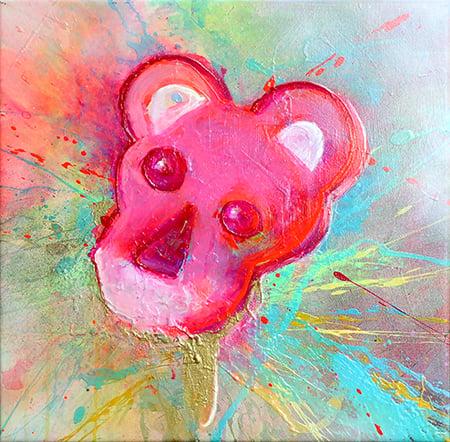 Image of Pink Meltdown [Art]