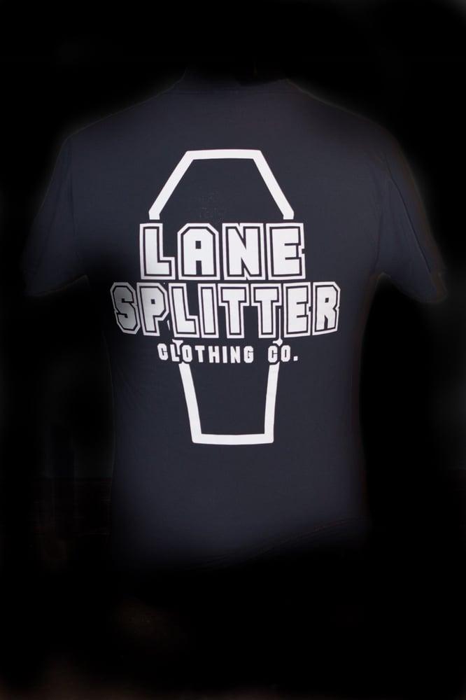 Image of Coffin Logo T-shirt