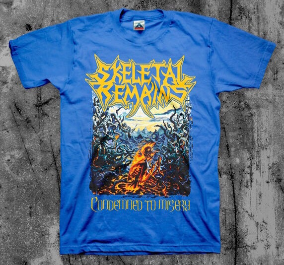 Condemned To Misery T-Shirt