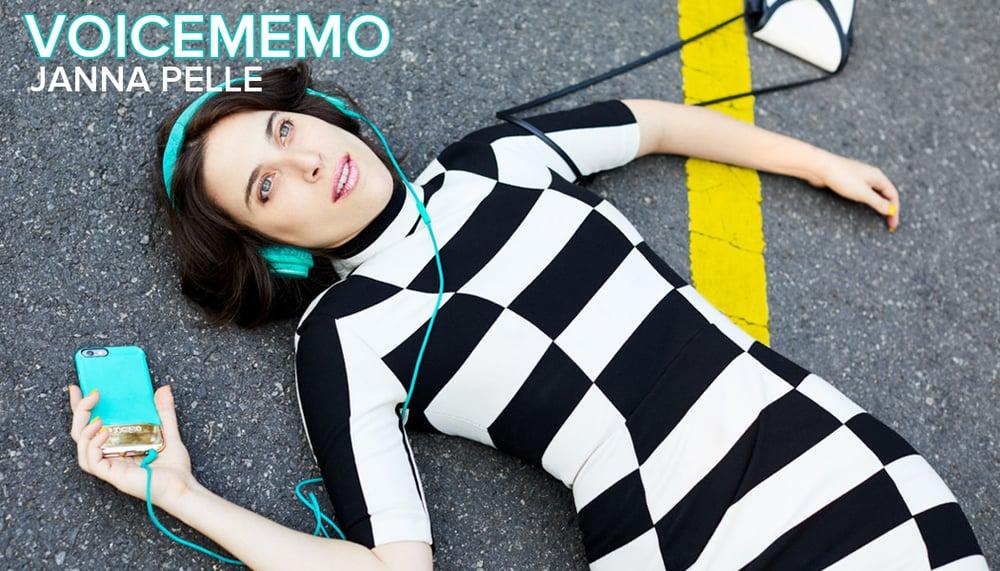 Image of VOICEMEMO - USB Album