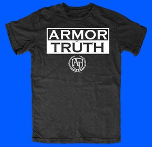Image of Armor Of Truth Logo Tee