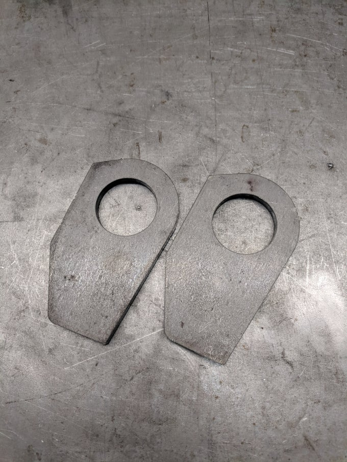 Image of NEW! S-chassis rear knuckle gusset DIY