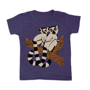 Image of KIDS - Lemurs - Navy