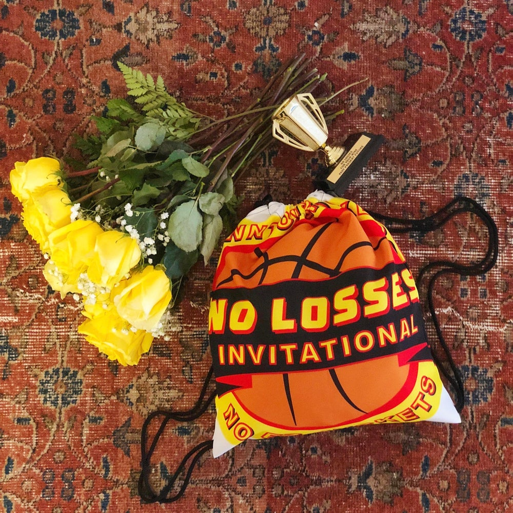 Image of NO LOSSES BASKETBALL BAG