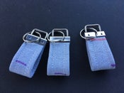 Image of Grey Rain Key Chain