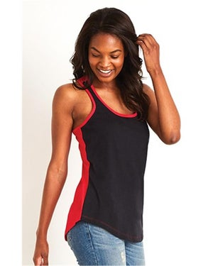 Image of Love: color block tank top