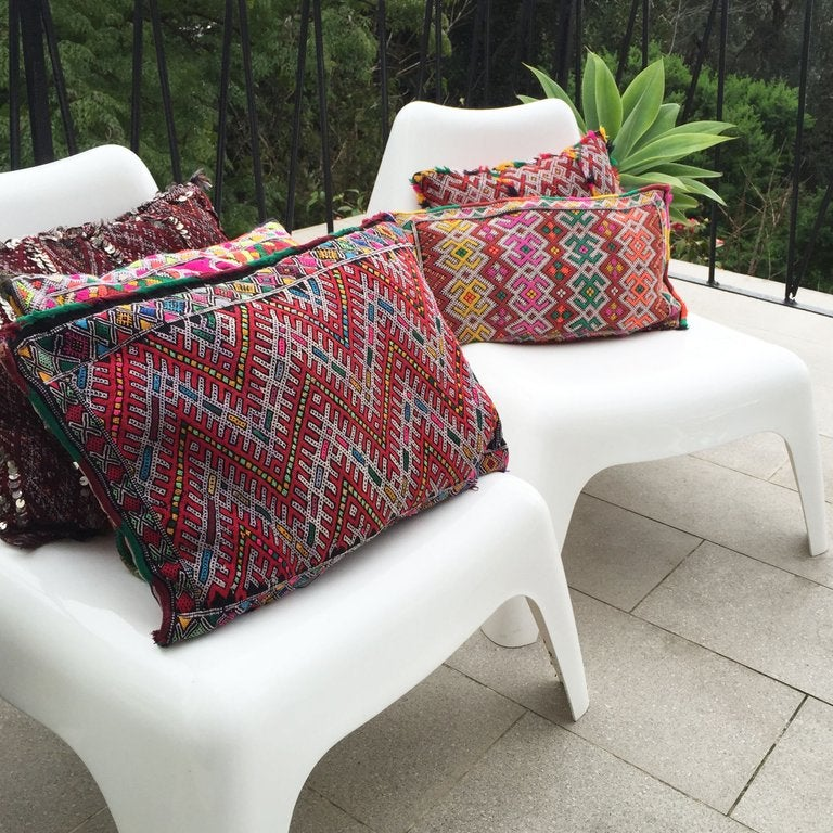 Image of Moroccan Cushion Covers Large